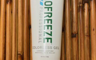 Biofreeze Pain Relief Gel Tube