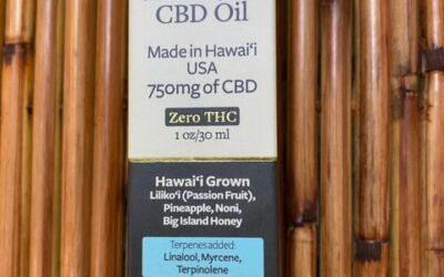 Hawaiian Choice CBD Oil Spray All